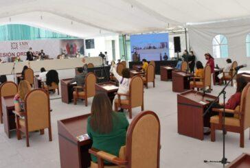 Demanda Congreso de Oaxaca al Gobierno del Estado concluir entrega de apoyos a 4 años de los sismos
