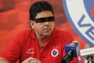 Detienen a Fidel Kuri exdueño del Veracruz por el delito de fraude