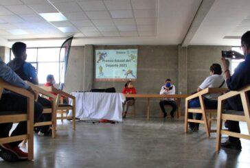 Incude Oaxaca presenta convocatoria del Premio Estatal del Deporte 2021