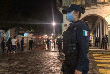 Saldo blanco en fiestas patrias: SSP Oaxaca