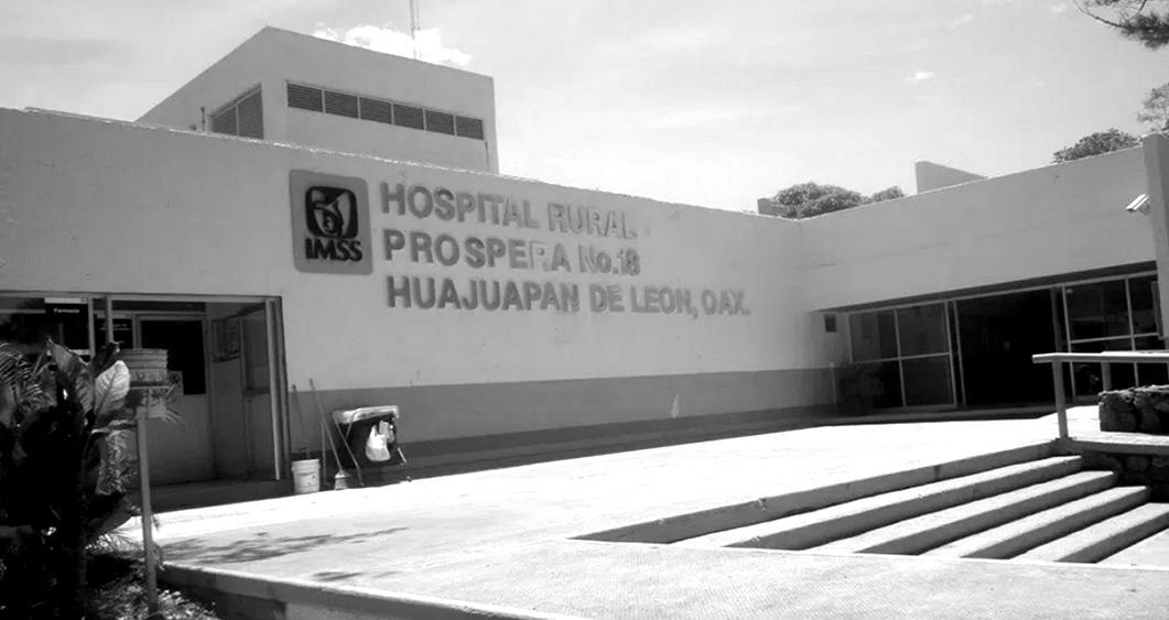 Padres reciben una pierna en lugar del cuerpo de un bebé fallecido en IMSS de Oaxaca