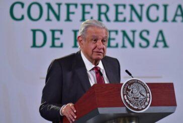 Ningún ex presidente será perseguido por cuestiones políticas: AMLO