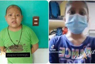 Niños con cáncer en Oaxaca piden a AMLO sus medicinas y parar con el despido de sus médicos