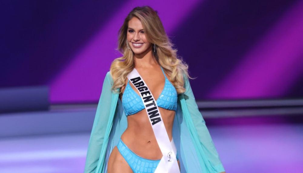 'Esa carita la voy a quemar con ácido': Periodista amenaza a Miss Universo Argentina
