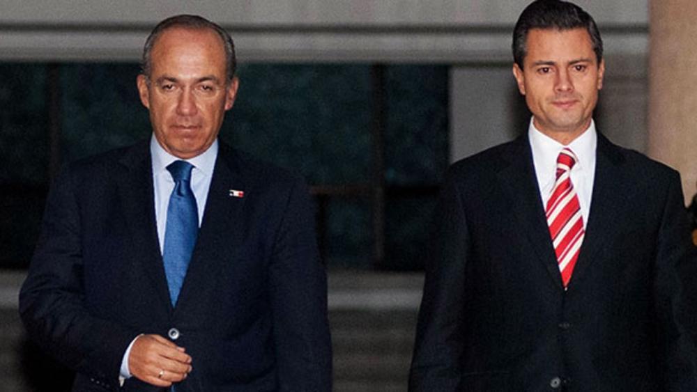 Condonaron Peña y Calderón 189 mil mdp a 58 empresas
