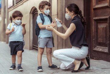 Variante delta no provoca casos más graves de covid en niños, según estudio