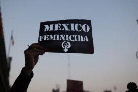 Agosto registra nuevo récord de feminicidios y se convierte en el mes más violento para mujeres
