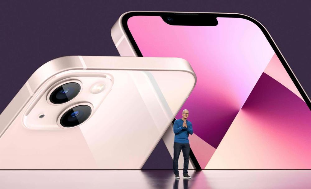 Apple presenta el iPhone 13, estará a la venta a partir del 24 de septiembre