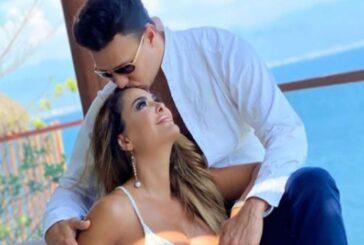 Larry Ramos, pareja de Ninel Conde, se escapa antes de entrar a la cárcel