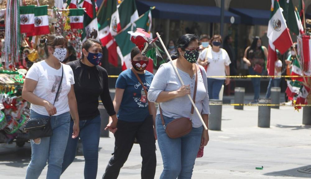 México suma 730 muertes y 14,828 nuevos casos de Covid-19