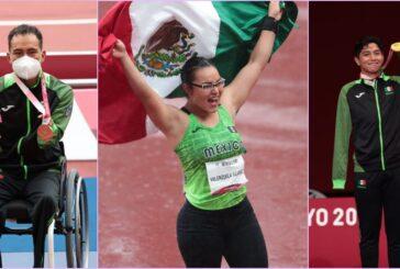 México termina con 22 medallas en los Juegos Paralímpicos de Tokio 2020