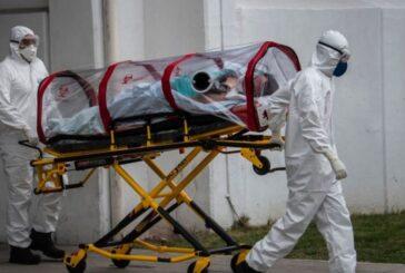 OPS advierte aumento de 8.6% en mortalidad por COVID-19 en México