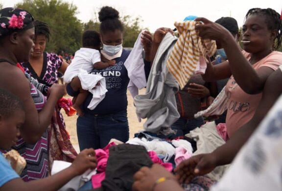 Continúa arribo de cientos de migrantes haitianos a Chiapas, Coahuila, NL y Tamaulipas