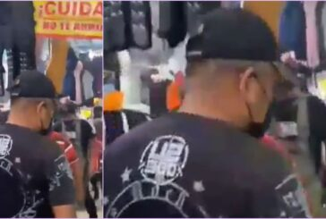 Exhiben a policía de Oaxaca supuestamente extorsionando: SSPO declara que no permitirá corrupción