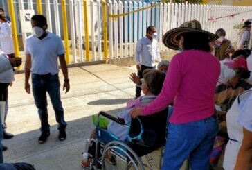 Oaxaca pasa al semáforo epidemiológico amarillo