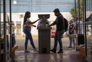 4 de octubre: México registra 2,282 contagios y 303 muertes en el último día
