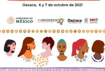 Federación designa a Oaxaca sede del Foro Regional para hablar sobre Políticas de Igualdad