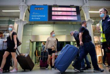 Reino Unido relaja reglas para viajes internacionales