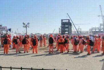 Dos Bocas sigue en paro tras no haber acuerdo entre trabajadores y empresa Ica Fluor