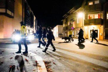 Terror en Noruega: Un hombre armado con arco y flechas mata a varias personas