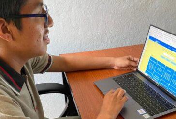 """Estudiante del Cobao realiza el proyecto """"Riza Niru"""" para impulsar a la juventud"""