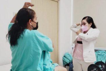 Recomienda IMSS Oaxaca hacer ejercicio, evitar fumar y no consumir alcohol para prevenir cáncer de mama