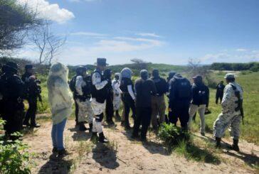 Coordina Fiscalía de Oaxaca plan de búsqueda de persona reportada como desaparecida, en la región de la Costa