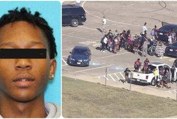 Tiroteo en secundaria de Arlington, Texas, deja 4 heridos