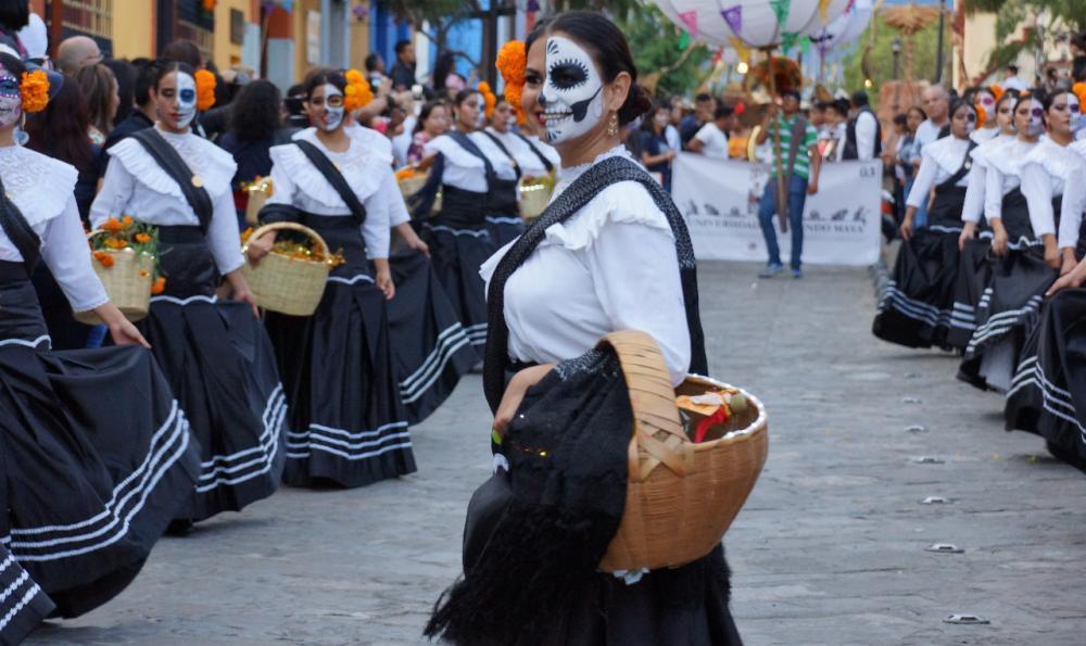 Cancelan festividades de Día de Muertos en Oaxaca