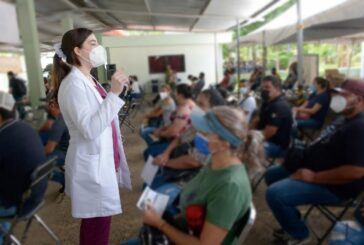 13 de octubre: México reporta 420 nuevas defunciones y 6,320 nuevos contagios de COVID-19