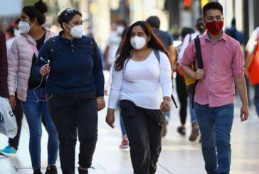 11 de octubre: México registra 2,007 contagios y 141 muertes