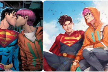 DC presenta a un nuevo Superman bisexual